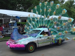Peacock Mobile