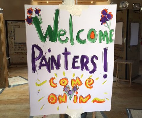welcome painters